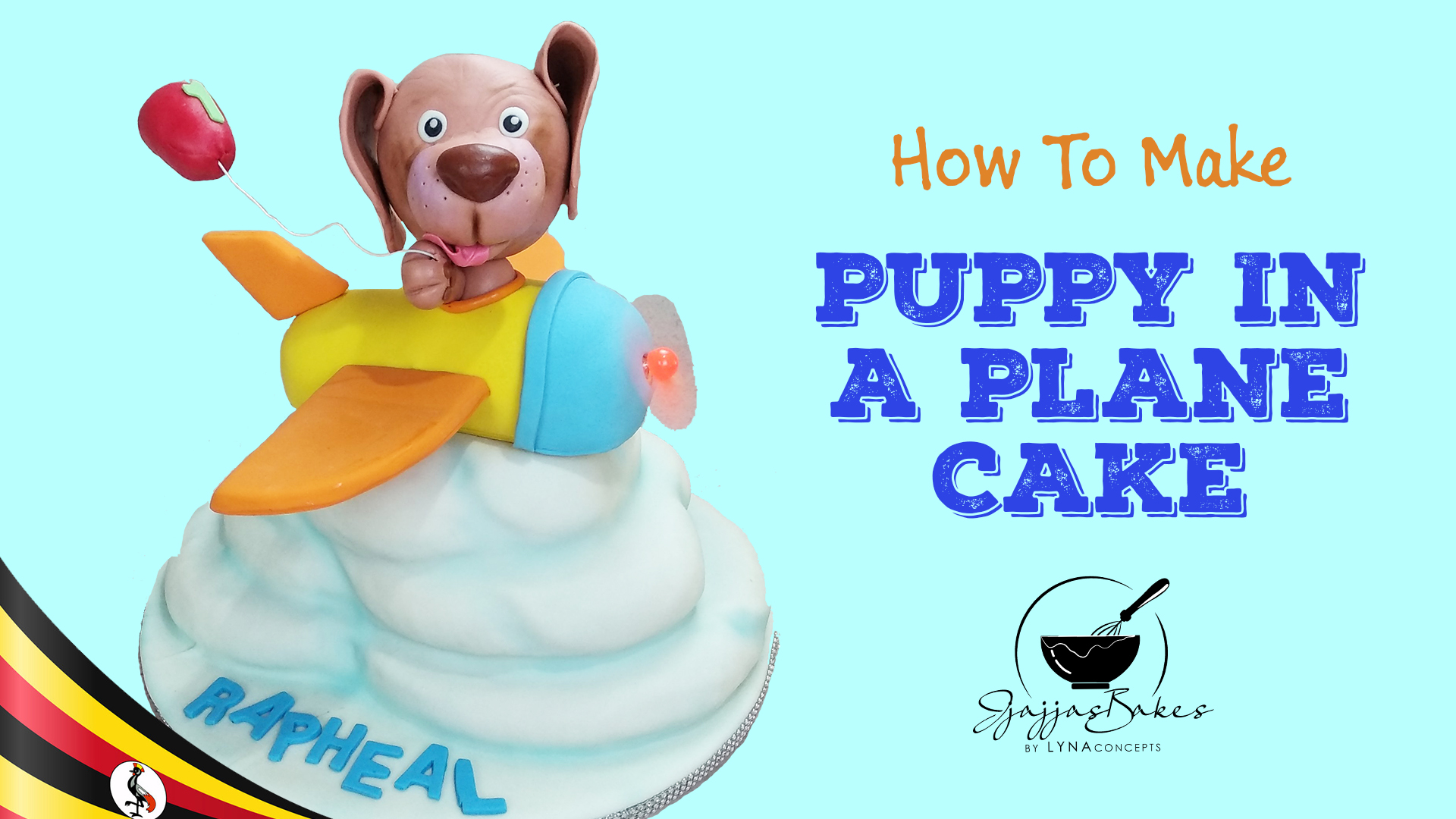JjajjasBakes_By_LYNAconcepts_Puppy_In_A_Plane_Cake_L 01